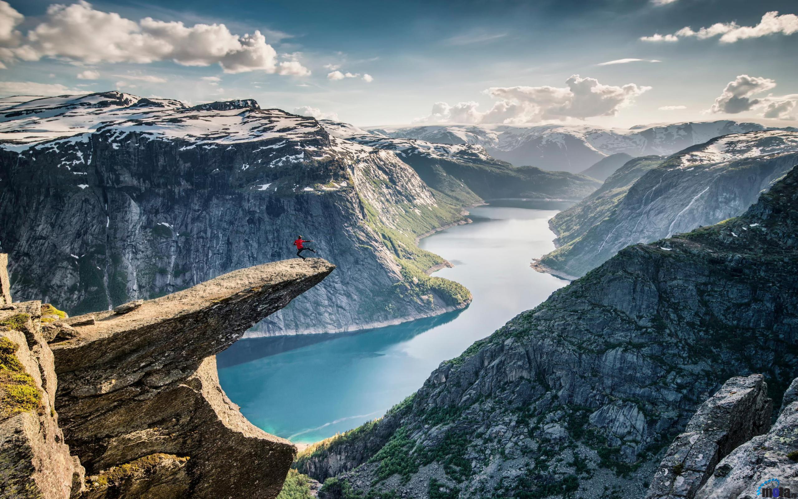 По Норвегии на комфортном микроавтобусе